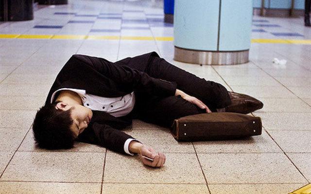 Mengapa Banyak Orang Jepang Meninggal Karena Terlalu Banyak Bekerja?