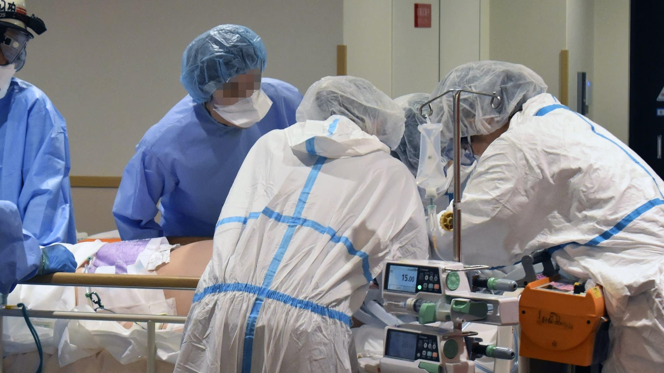 Rumah Sakit Jepang Dibanting Setelah Meremehkan Gelombang COVID Ketiga